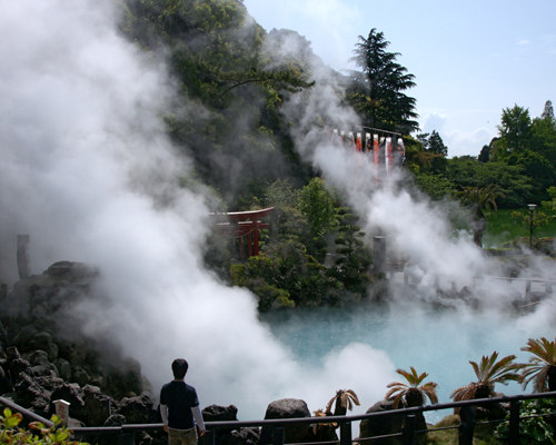 温泉の噴気ガスの危険性と害